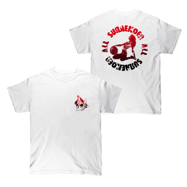 SURRENDER ALL T-SHIRT (WHITE)