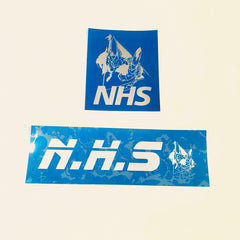 UNKLE NHS 04 T-SHIRT