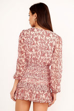 Load image into Gallery viewer, Banded Print Dress