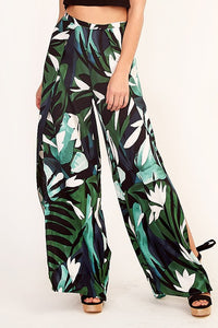 The Palms Side Slit Pant