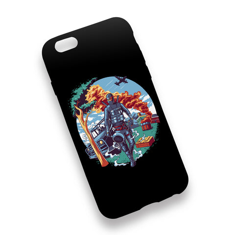 ErasableNinja Phone Case