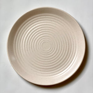 Melamine Ridged Dinner Plate