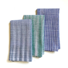 Load image into Gallery viewer, Khadi Mitered Napkins - Set of 4