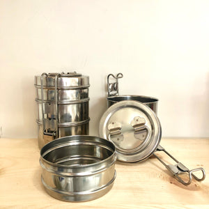 Small Stainless Steel Tiffin Lunchbox