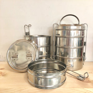 Large Stainless Steel Tiffin Lunchbox