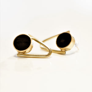 V-Frame Earrings