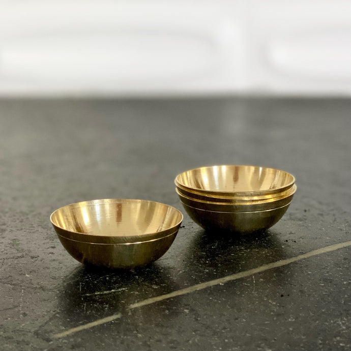 Brass Tiny Bowl