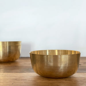 Brass Large Bowl