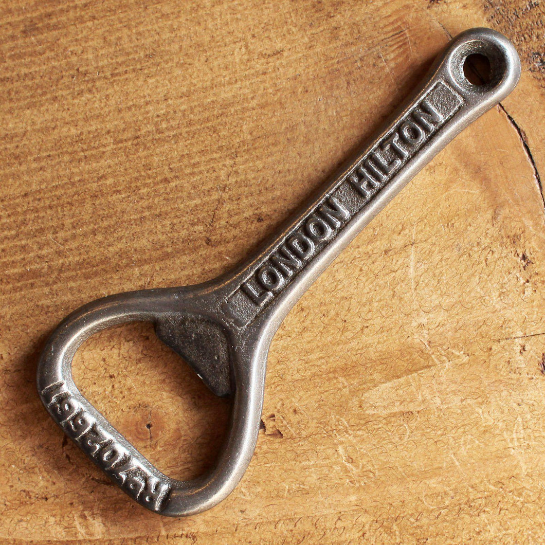 1924 Bottle Opener | Cast Iron