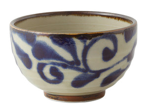 Jacob Little Dulwich Hill- Japanese Bowl-Blue and White- Small