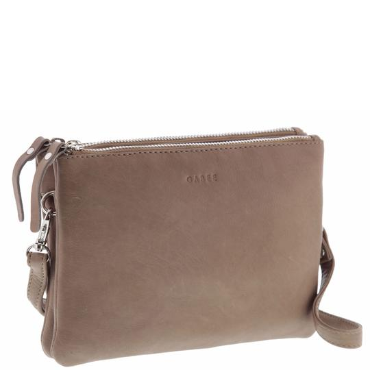 Jacob Little-Dulwich Hill-Cross Body Bag-Leather-Taupe