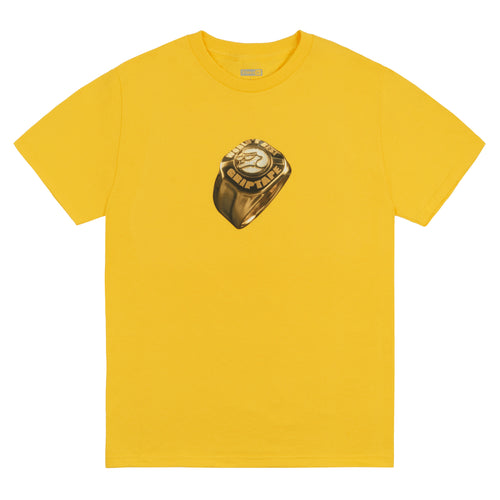 Champion Ring T-Shirt Yellow