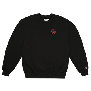 Multicolor Tony Embroidered Crew