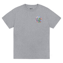 Load image into Gallery viewer, 5 O'Clock T-Shirt Grey