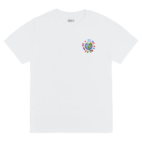 5 O'Clock T-Shirt White