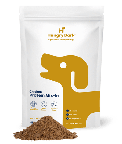 Hungry Pet Nutrition, LLC - Chicken Mix-in Custom Meal (4w)