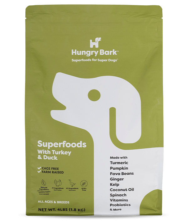 Hungry Pet - Superfoods with Turkey & Duck Custom Meal (4W T1)