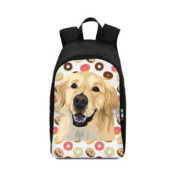 Custom Pet Print Backpacks