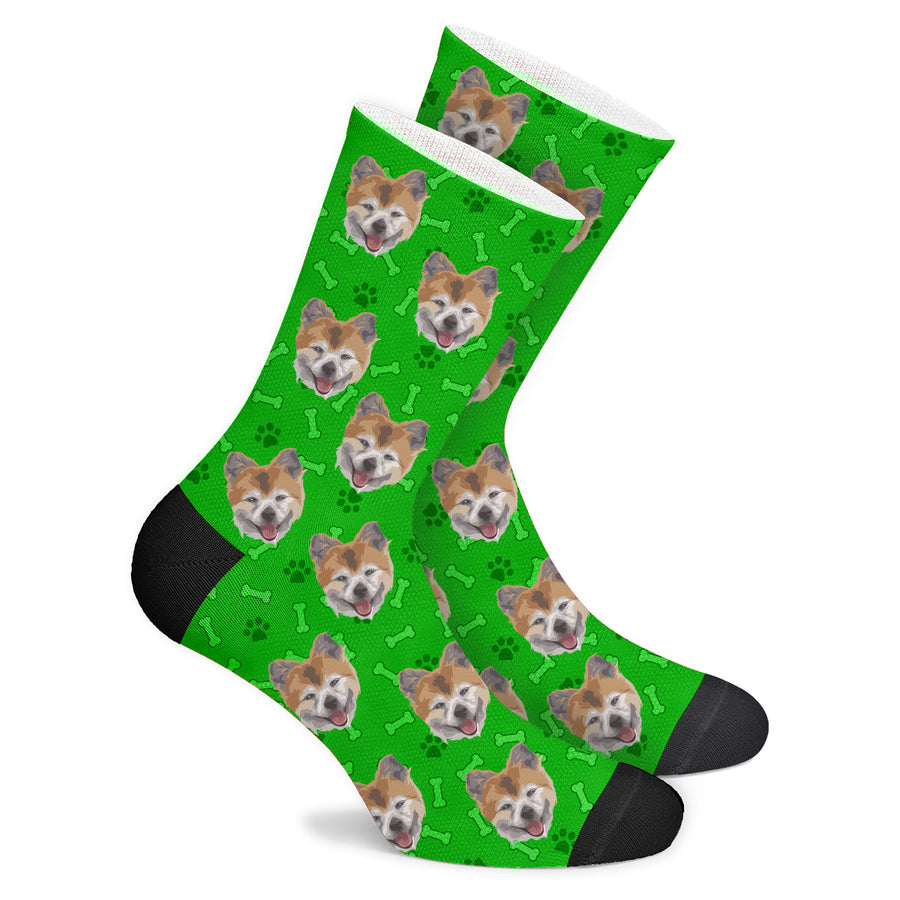 Custom Pet Socks [For Humans]