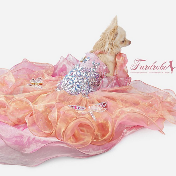 A Midsummer Night's Dream - Queen Titania Ball Gown