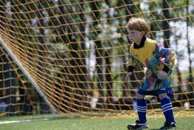 1 v 1s....for Little GKs