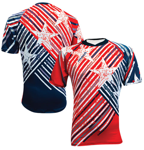 38 12 302 PATRIOT II PRO-FIT SHORT SLEEVE