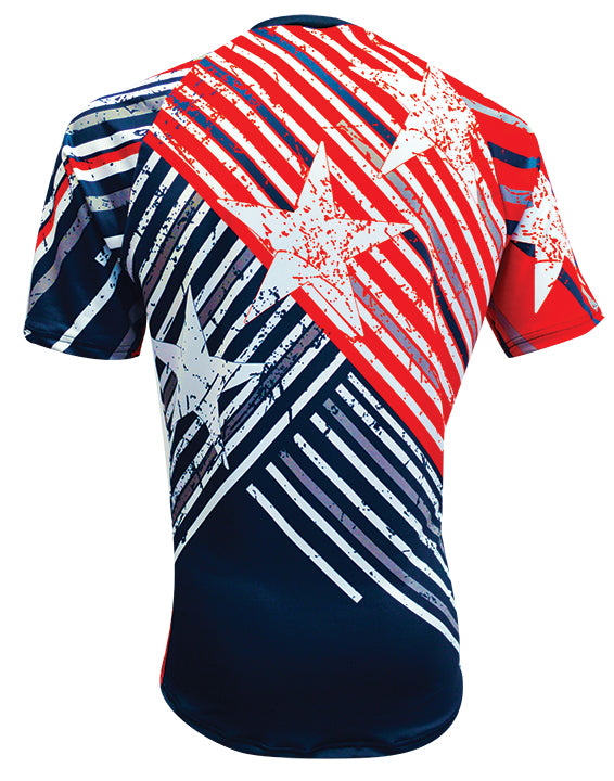 Patriot II Pro-Fit Short Sleeve - 38 12 302 - ReuschSoccer