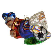 Load image into Gallery viewer, Reusch Goalkeeping Santa Ornament - 38 62 002