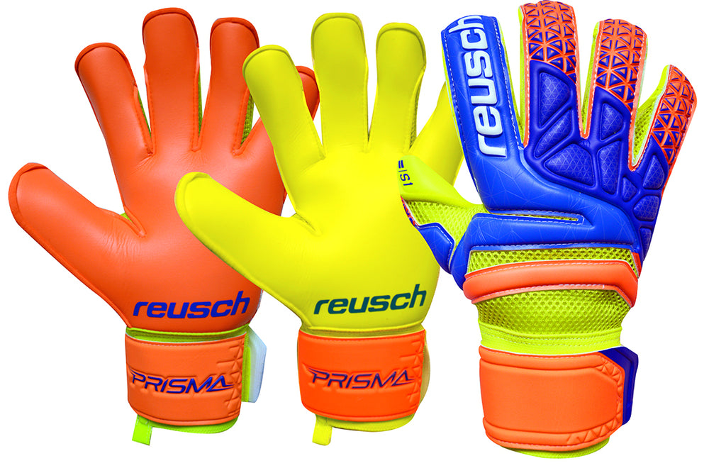 38 70 238 - Reusch Prisma Prime S1 Evolution Finger Support™ - ReuschSoccer
