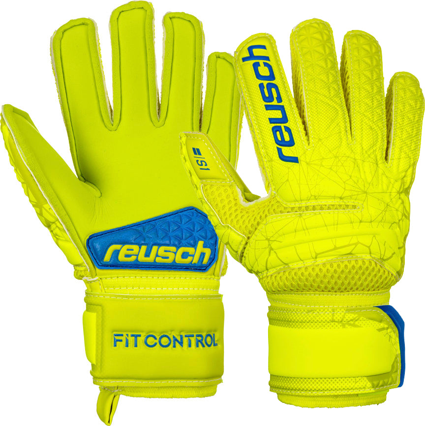 Reusch Fit Control S1 Junior - 39 72 215 - ReuschSoccer