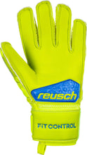 Load image into Gallery viewer, 39 72 830 REUSCH FIT CONTROL SG EXTRA FINGER SUPPORT™ JUNIOR
