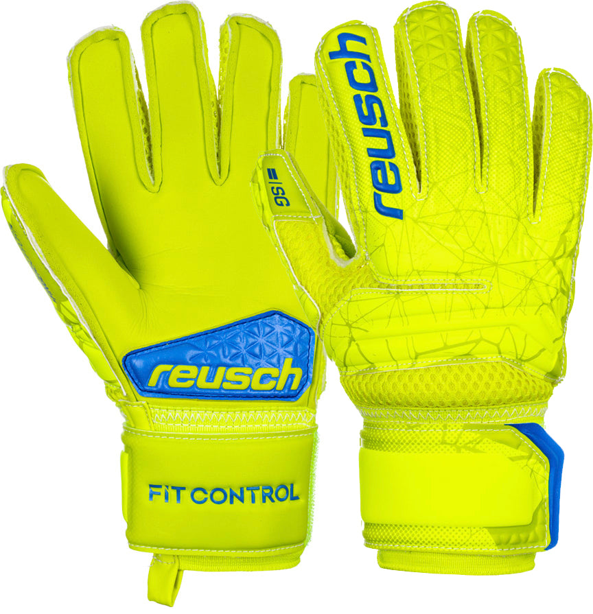 39 72 830 REUSCH FIT CONTROL SG EXTRA FINGER SUPPORT™ JUNIOR