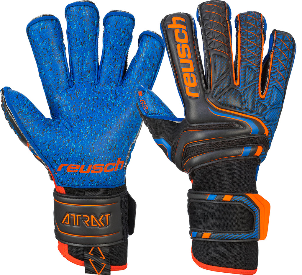50 70 938 REUSCH ATTRAKT G3 FUSION EVOLUTION FINGER SUPPORT™ - ReuschSoccer