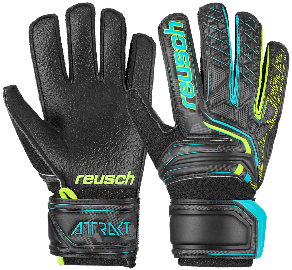 50 72 615 REUSCH ATTRAKT RG OPEN CUFF JUNIOR