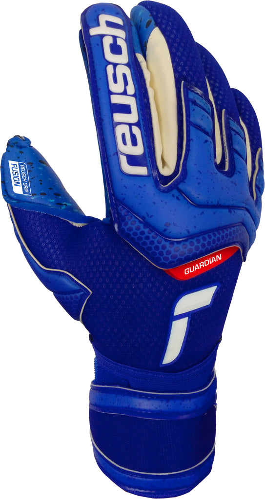 51 72 940 - Reusch Attrakt Fusion Finger Support™ Guardian Junior - ReuschSoccer