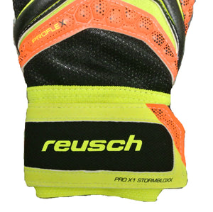 REUSCH® GOALKEEPER GLOVE PERSONALIZATION