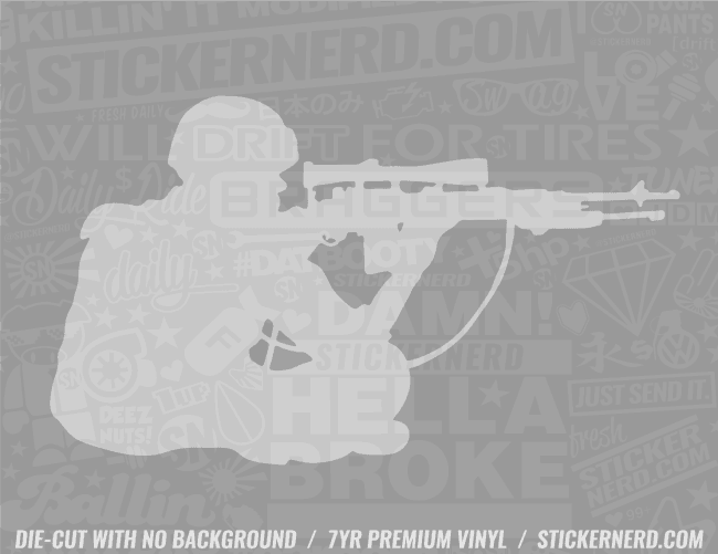 Solder Sticker - Window Decal - STICKERNERD.COM