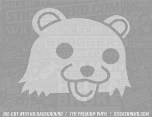 Bear JDM Sticker - Window Decal - STICKERNERD.COM