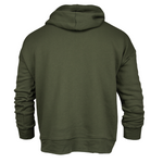 Adonyx Pullover Hoodie - Military Green