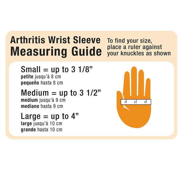 IMAK® Arthritis Wrist Sleeve (Price includes GST and Shipping)