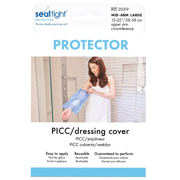 SEAL-TIGHT® Protector - PICC Line/Elbow/Knee - (Price includes GST and Shipping)