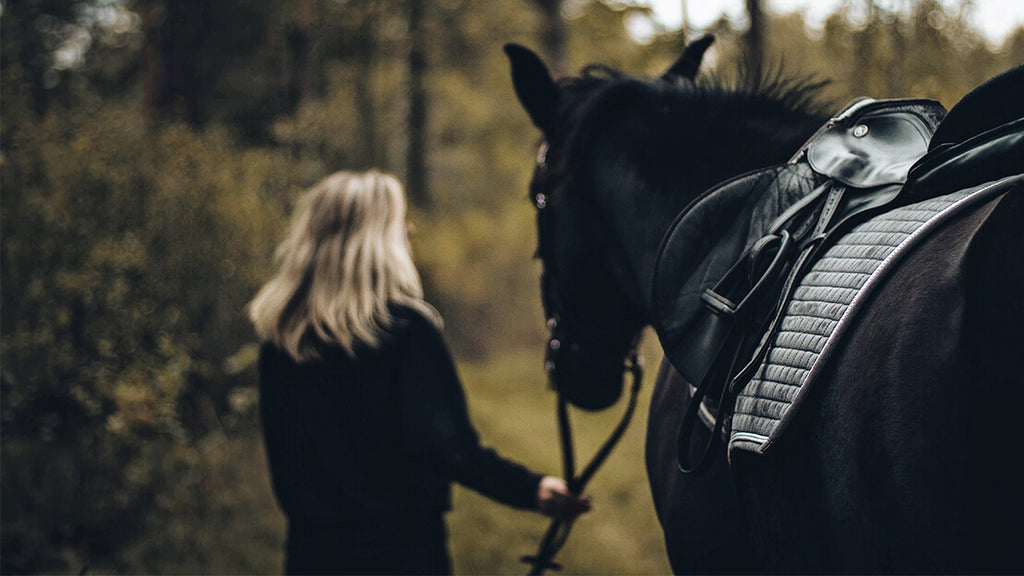 How your horse can help with a happy mind