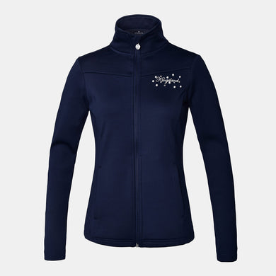 Kingsland Jenny Ladies Fleece Jacket - Navy Blazer