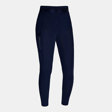 Kingsland Katinka F-Tec2 Full Grip Tights - Navy Blazer