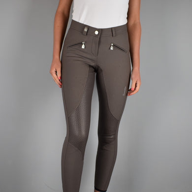 Cavallo Caja Grip FSS Breeches in Hazel