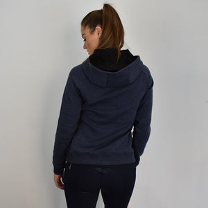 Euro-Star Laani Sweater in Navy Melange
