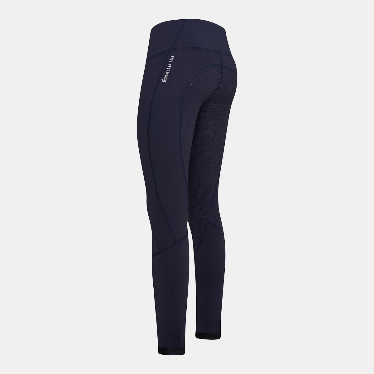 Euro-Star Sea Breeze Full-Grip Riding Tights - Navy