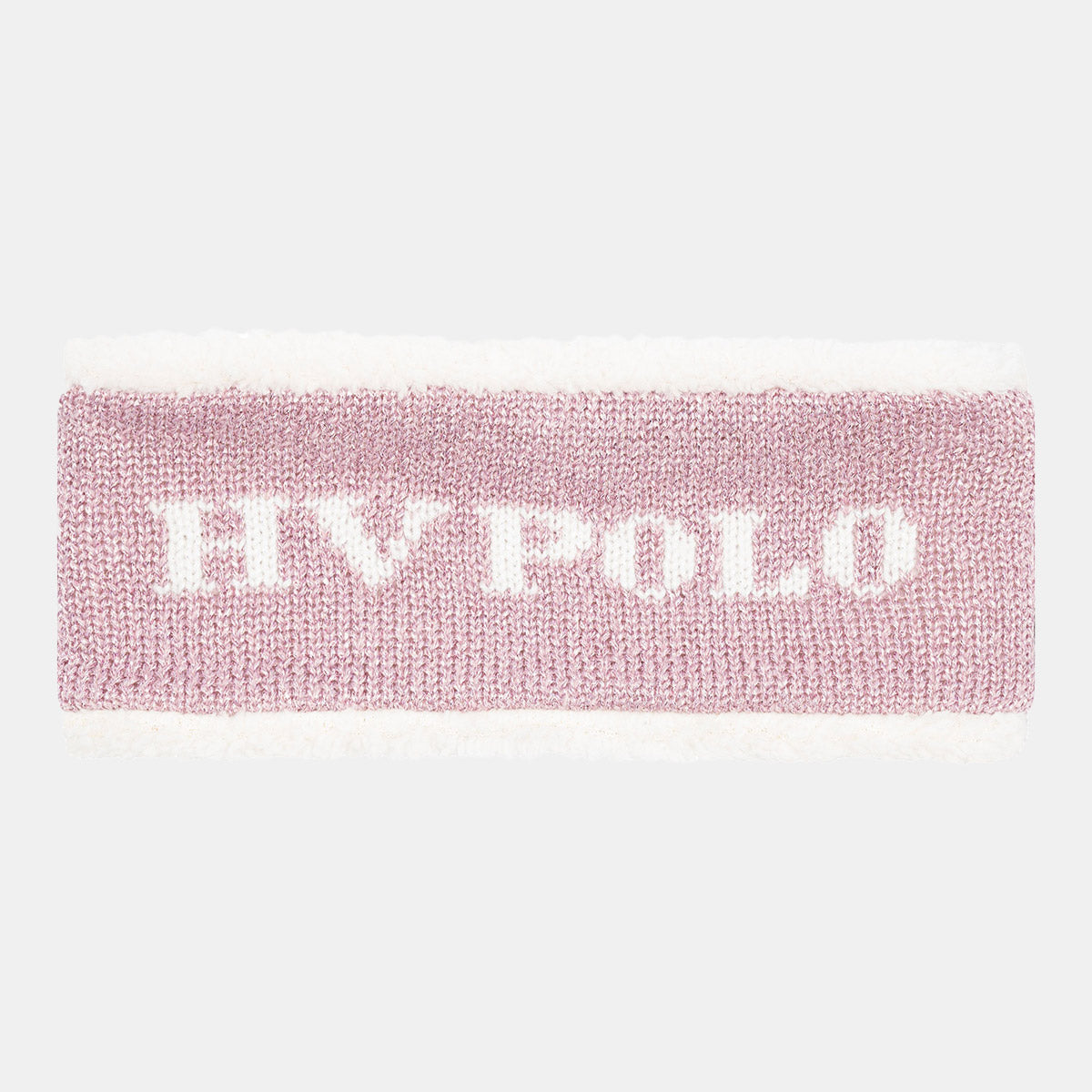 HV Polo Belleville Headband in Dusty Rose