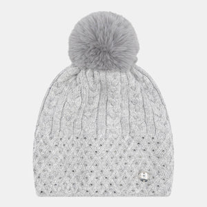 HV Polo Breeze Beanie Hat in Grey