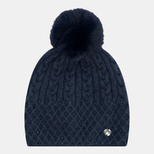 HV Polo Breeze Beanie Hat in Navy